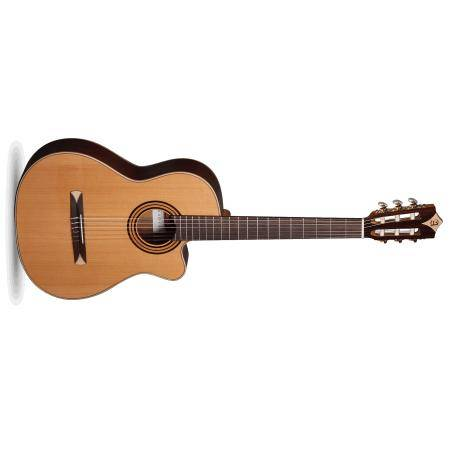 ALHAMBRA CROSS OVER CS1 CW E8 GUITARRA CLASICA