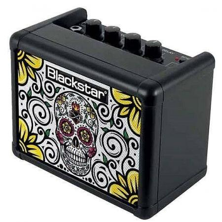 BLACKSTAR FLY 3 SUGAR SKULL AMPLIFICADOR GUITARRA