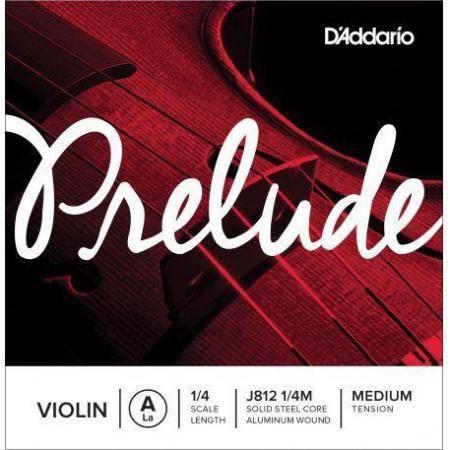 D´ADDARIO J81214 PRELUDE 1/4 SOL CUERDAS DE VIOLIN