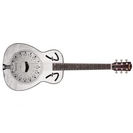 Fender FR-55 Hawaiian Resonator Guitarra-Resonador
