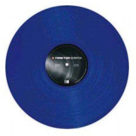 VINILO AZUL v2 NATIVE INSTRUMENTS