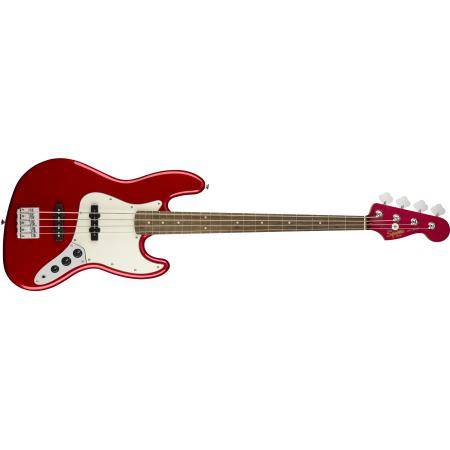 SQUIER CONTEMPORARY JAZZ BASS LRL MET RD