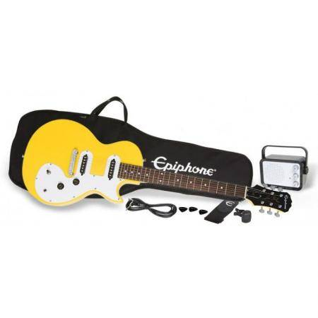 EPIPHONE LES PAUL STARTER PACK  YELLOW
