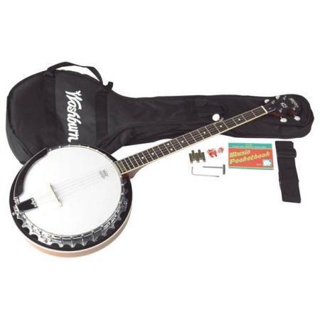Washburn Banjo B8K N KIT