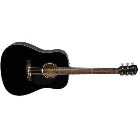 FENDER CD60S GUITARRA ACÚSTICA BLACK