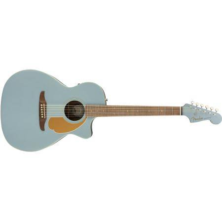 FENDER NEWPORTER PLAYER ICE BLUE SATIN GUIT ELECTR