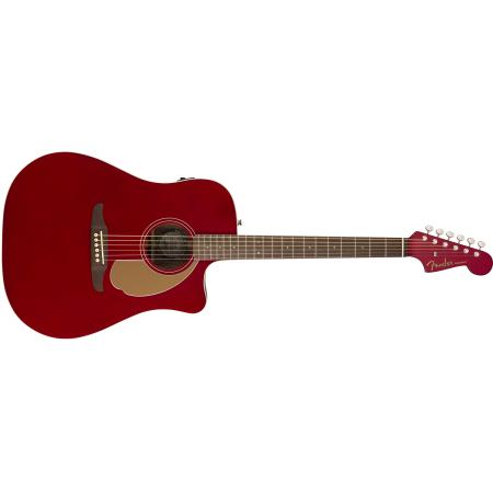 FENDER REDONDO PLAYER CANDY RED GUIT ELECTROAC