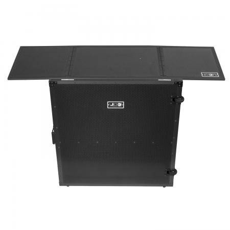 UDG ULTIMATE FOLD OUT DJ TABLE BLACK PLUS (WHEELS) FLIGHT CASE PARA EQUIPO DJ