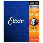 Elixir Cuerdas de Guitarra Eléctrica 12152 12-52
