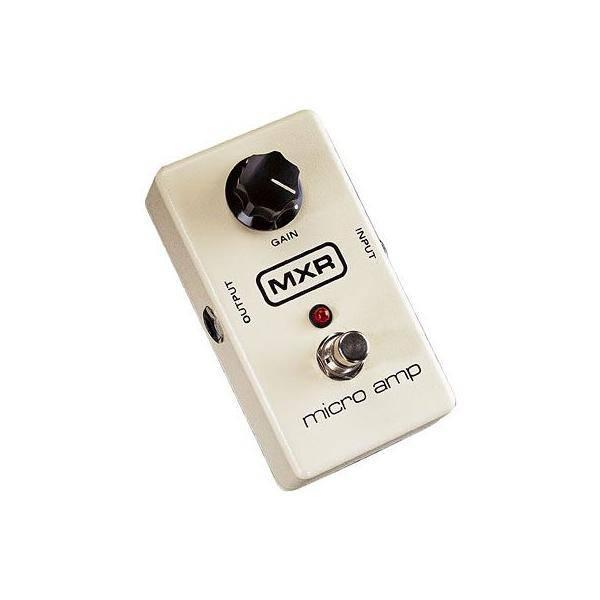 PEDAL GUITARRA DUNLOP M133 MXR CLASSICS MICRO AMP