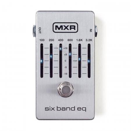 DUNLOP MXR M109S SIX BAND EQ