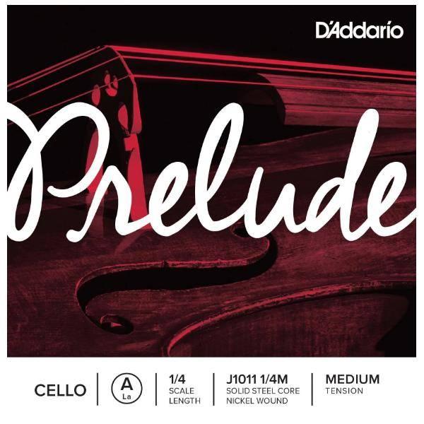 DADDARIO PRELUDE CELLO J1011 1/4 LA