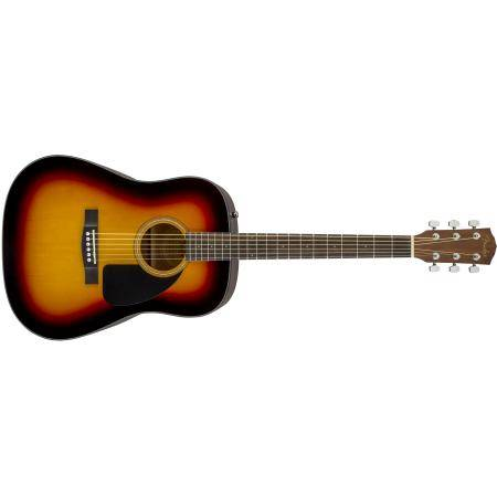 FENDER CD60V3 GUITARRA ACÚSTICA SUNBURST