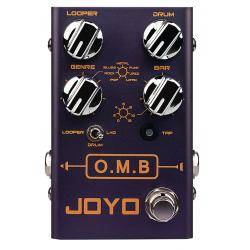 JOYO PEDAL DE LOOPER DRUM MACHINE R SERIES