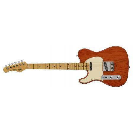 G&L ASAT CLSC CLEAR ORANGE ASH MP GUIT ELÉCTRICA