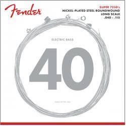 FENDER 7250-5L 40-115 CUERDAS DE BAJO