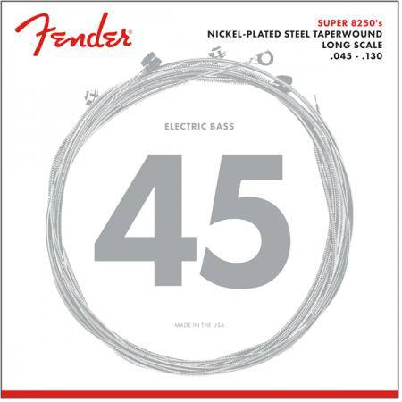 FENDER  8250-5M 45-130TW  5 STRINGS CUERDAS  BAJO