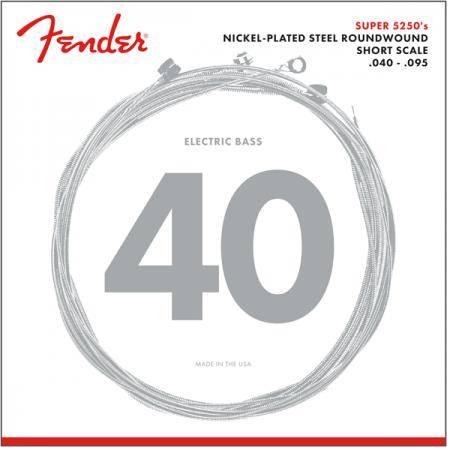 FENDER 5250XL SHORT SCALE 40-95 CUERDAS DE BAJO