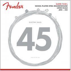 FENDER 7250-5M 5CUERDAS 45-125 CUERDAS DE BAJO