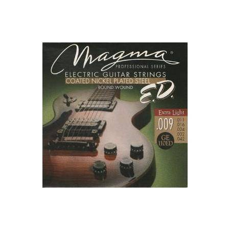 MAGMA GE110ED JUEGO DE CUERDAS DE GUIT. ELÉC. 009