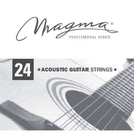 MAGMA GA024PB CUERDA GUITARRA ACÚSTICA 024