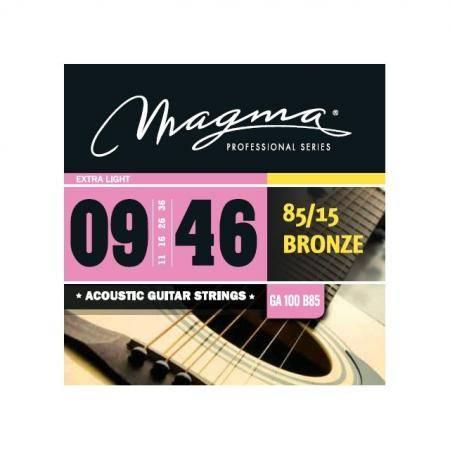 MAGMA GA100B85 JUEGO DE CUERDAS DE GUIT. ACÚSTICA
