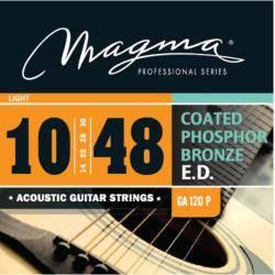 MAGMA GA120P JUEGO DE CUERDAS DE GUIT. ACÚSTICA