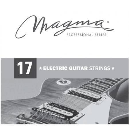 MAGMA GE017N CUERDA GUITARRA ELÉCTRICA 017