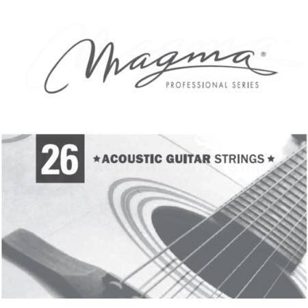 MAGMA GA026PB CUERDA GUITARRA ACÚSTICA 026