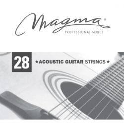 MAGMA GA028PB CUERDA GUITARRA ACÚSTICA 028