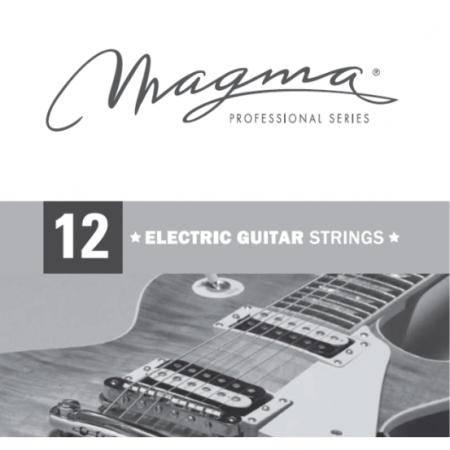 MAGMA GE012 CUERDA GUITARRA ELÉCTRICA 012
