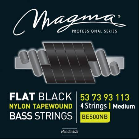 MAGMA BE500NB SET CUERDAS BAJO ELEC.