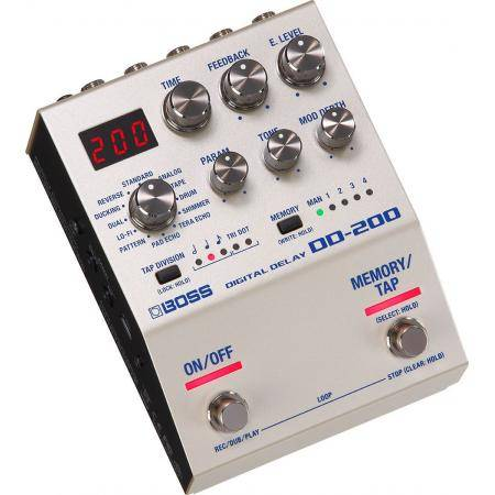 ROLAND DD200 DIGITAL DELAY
