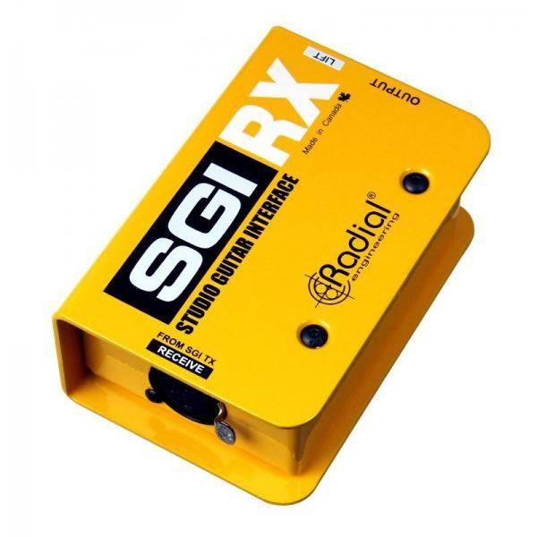 RADIAL ENGINEERING SGI INTERFAZ DE GUITARRA