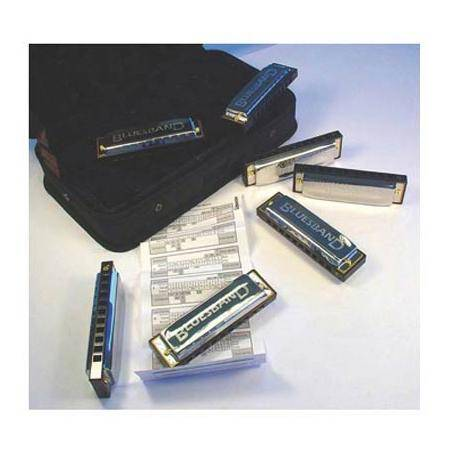 HOHNER ARMÓNICA BLUES STARTER SET