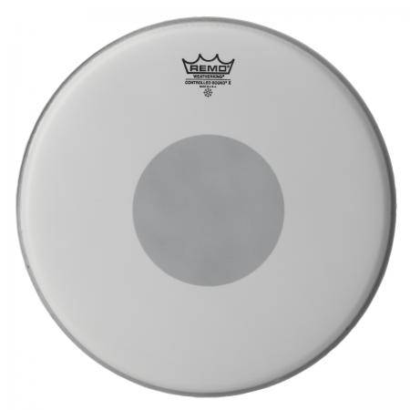 """PARCHE REMO CONTROLLED SOUND-X COATED BLACKDOT 10"""""""