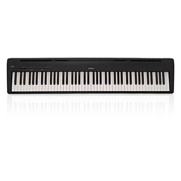 KAWAI ES110 PIANO DIGITAL NEGRO