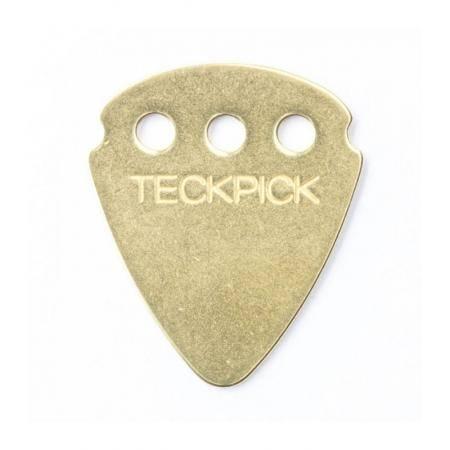 Bolsa 12 Púas Dunlop 467-R TeckpickDorada