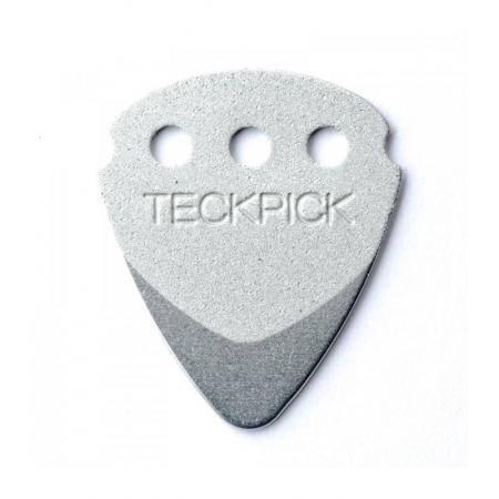 Bolsa 12 Púas Dunlop 467-R Teckpick Plata