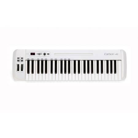 TECLADO SAMSON USB/MIDI CARBON 49