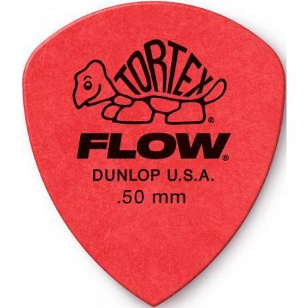 Bolsa 12 Púas Dunlop 558P-114 Tortex Flow Standard 0.50mm