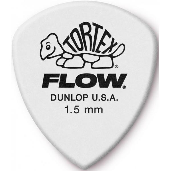 Bolsa 12 Púas Dunlop 558P-150 Tortex Flow Standard 1.50mm