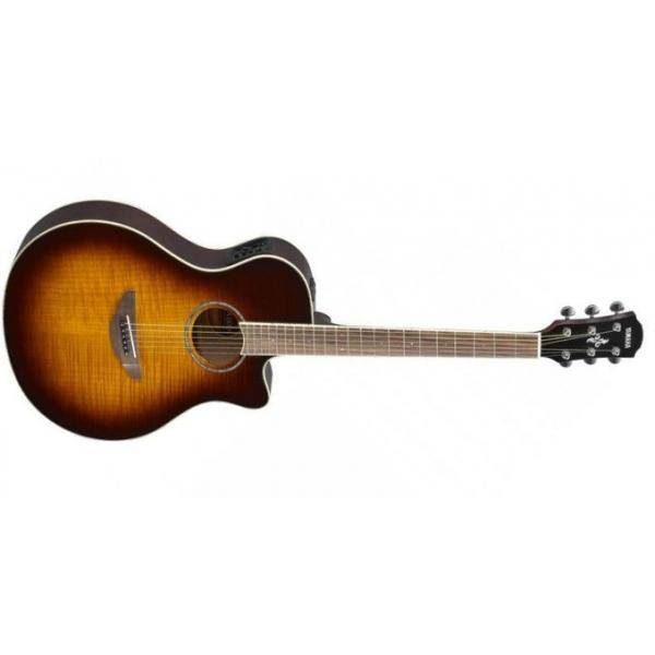 YAMAHA APX600 FMTBS GUIT. ELECTROA. TOBACCO BROWN