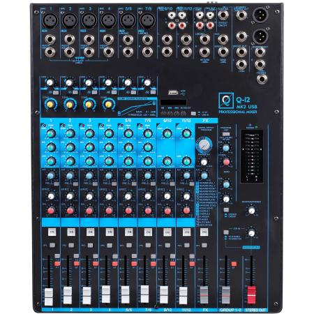 Mixer Q12 Mk2 USB