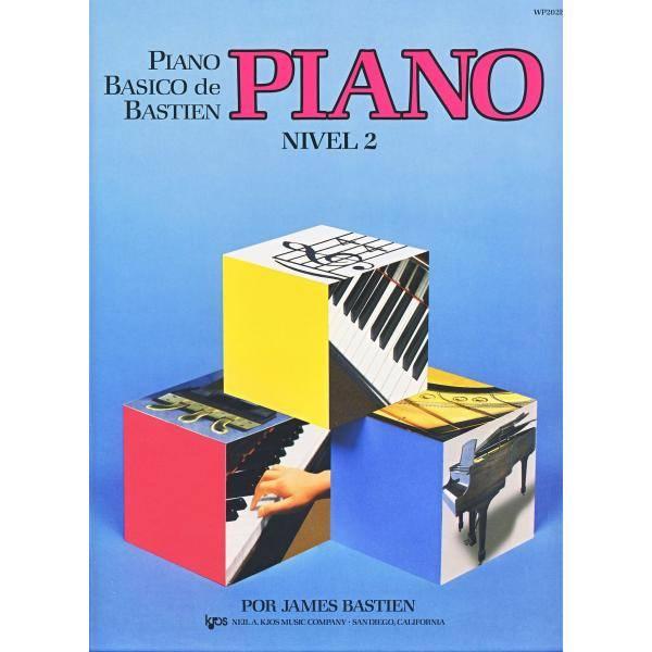 METODO PIANO BÁSICO DE BASTIEN Nº2