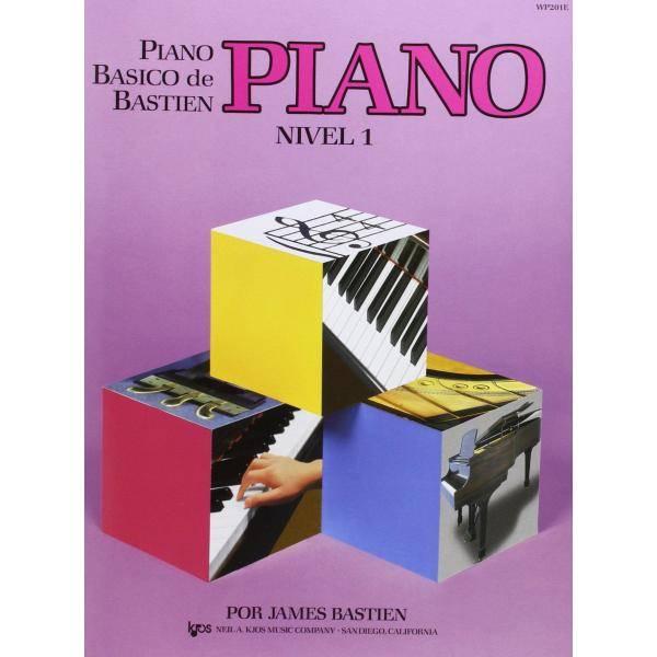 BASTIEN P. BÁSICO PIANO, NIVEL 1º
