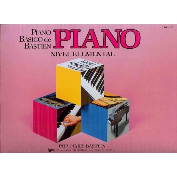 BASTIEN P. BASICO PIANO . NIVEL ELEMENTAL