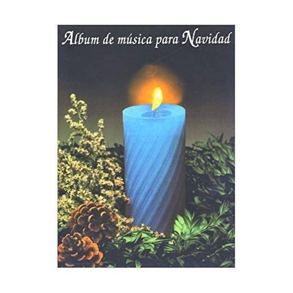 ALBUM DE MÚSICS PARA NAVIDAD (VELA AZUL) FÁCIL (VI