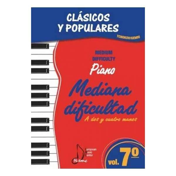 ALBUM - CLASICOS Y POPULARES** V.7 MED.DIFICULTAD