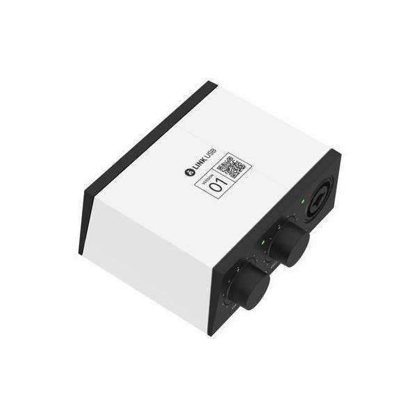 BANDLAB LINK DIGITAL INTERFAZ DE AUDIO USB